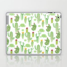 Cactus Pattern Laptop & iPad Skin