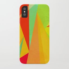 Color Life iPhone Case