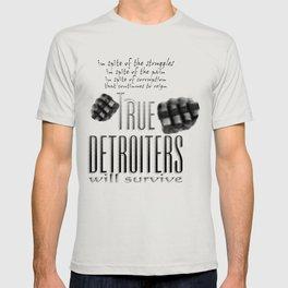 True Detroiters T-shirt