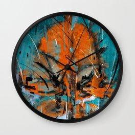 Kamala Wall Clock