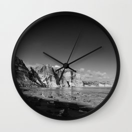 Seeing time Wall Clock