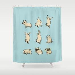 Best Handstand Tips Ever Shower Curtain