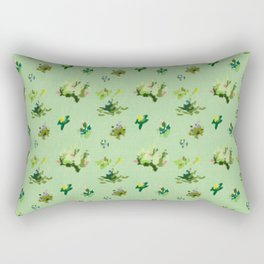 You're a Ditsy Floral Rectangular Pillow