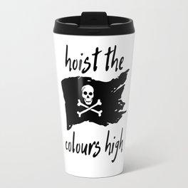Hoist The Colors Travel Mug