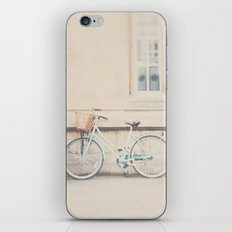 the perfect way to travel ...  iPhone & iPod Skin
