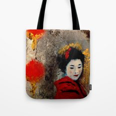 TOKYO SAD SONG Tote Bag
