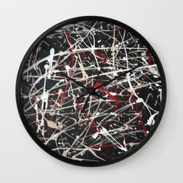 Darkside Wall Clock