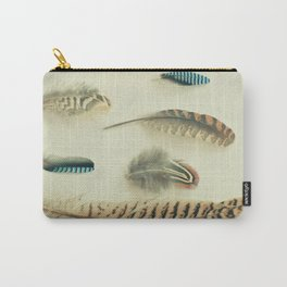 The Feather Collection Carry-All Pouch