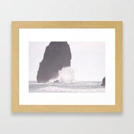 My Friend The Sea Framed Art Print