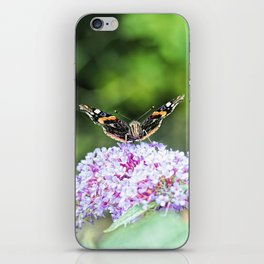 Butterfly IV iPhone Skin
