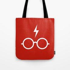 Harry Potter Minimal Tote Bag