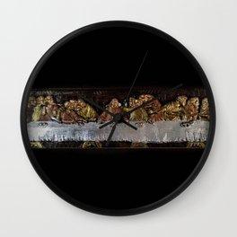 Last Supper - 212 Wall Clock