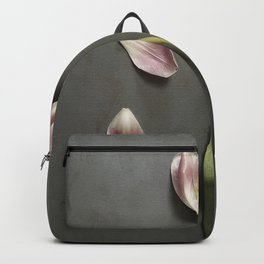 Dark tulip Backpack