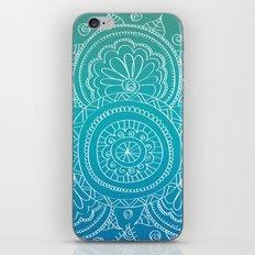 INDI_ART_4 iPhone & iPod Skin
