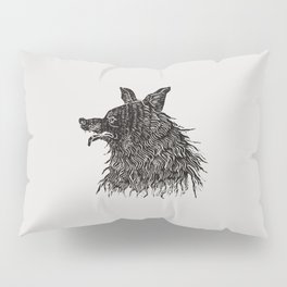 The Wolf Pillow Sham