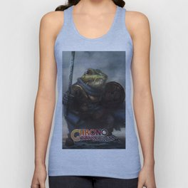 A knightly Frog  Unisex Tank Top