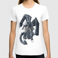 charizard T-shirts featuring Meta Charizard by VictorVieitez