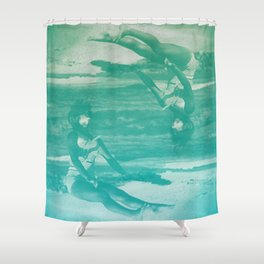 And Then Nothing Turned Itself Inside-Out Shower Curtain