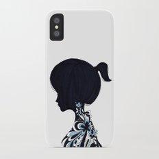 living lady Slim Case iPhone X
