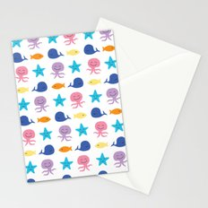 I sea you, Baby (The Essential Patterns of Childhood) Stationery Cards