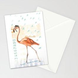 Flamingo Fever Stationery Cards