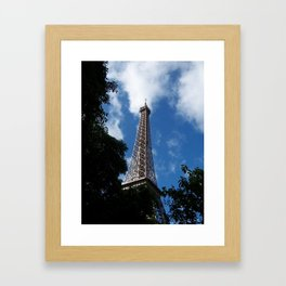 Eiffel Tower 1 Framed Art Print