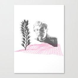 oh my own singularity Canvas Print