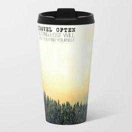 Travel Often Travel Mug