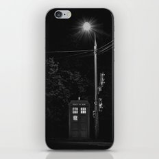 Anytime Anywhere iPhone & iPod Skin