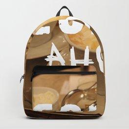 COFFEEaholic Backpack
