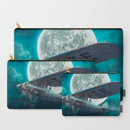 The Moon Boy Carry-All Pouch