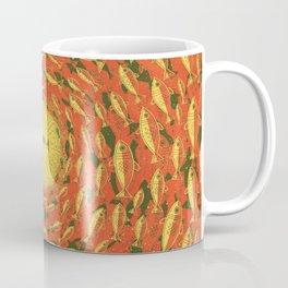 Swim for the Light Coffee Mug