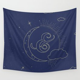 Night & Day Wall Tapestry