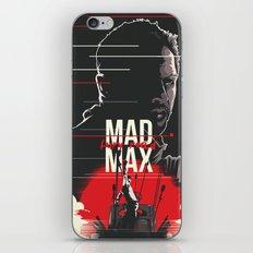 Mad Max - fury road iPhone & iPod Skin