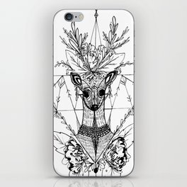 Deerly Beloved iPhone Skin