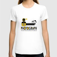 photograph T-shirts featuring PHOTOGRAPH by Ain Rusli