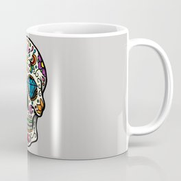 Mexican Skull Coffee Mug