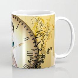 Cute little steampunk fairy  Coffee Mug