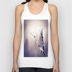 hazy morning Unisex Tank Top