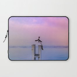 The guardian of time Laptop Sleeve