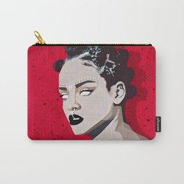 RIHANNA---ART Carry-All Pouch