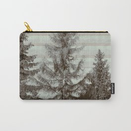 Three pine trees Carry-All Pouch