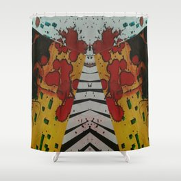 FX#486 - The Narrowing Shower Curtain