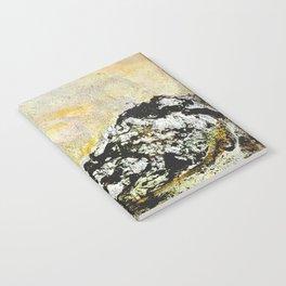 Golden mountains Notebook