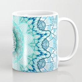 Snow Queen Mandala  Coffee Mug