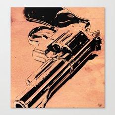 Gun #6 Canvas Print