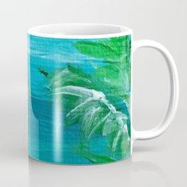 Beach heart Coffee Mug