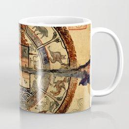 Vintage Constellation Chart 1549 Coffee Mug