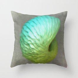 Anaglyph // Fibonacci Throw Pillow
