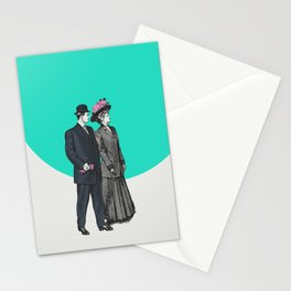 Sunday Stroll Stationery Cards